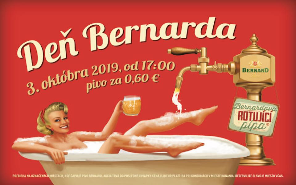 Deň Bernarda 3.10.2019